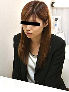 糸井仁美 素人AV面接 〜普通のOLの人に言えないバイト