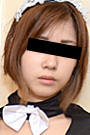 デリヘル嬢がメイドコスで大ご奉仕 : 山田よしえ : 【天然むすめ】