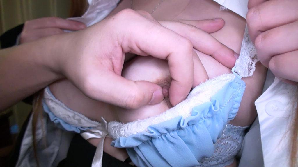 天然むすめ:就活中の娘に全身落書きの羞恥プレイ:山本律子