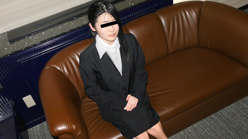 10Musume 032420_01 xxx online She takes off her recruit suit today