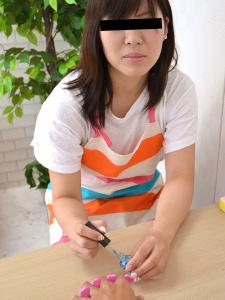 山田まき 素人のお仕事 〜責めるのが好きな現役ネイリスト〜