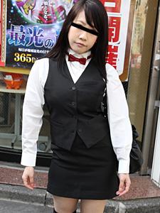 素人のお仕事 〜パチンコ屋で働く女の子の休憩時間を狙い撃ち〜