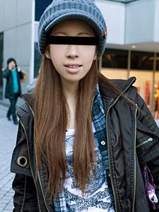 ナンパしたスレンダー系素人をハメちゃえ〜前編〜