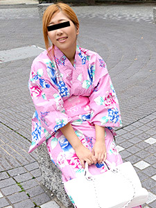 飯田久実子 浴衣でエッチしちゃった
