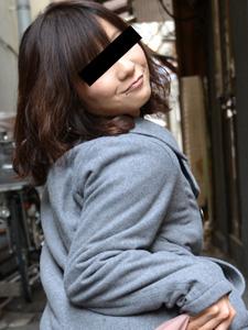 久保田絵里 即シャク公衆便所 〜元新体操部娘に中出し〜