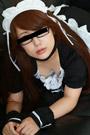 メイドカフェで勤務しているメガネ娘を騙してハメちゃいました : 中野ゆう : 【天然むすめ】