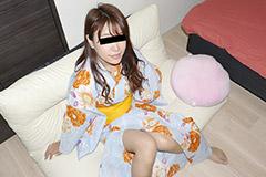 沢村まさこ 浴衣っ娘にフェラ抜きしてもらいました
