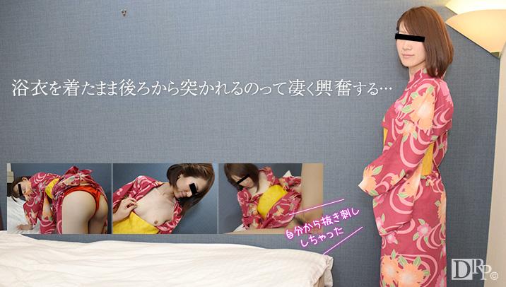 10Musume 082016_01 xxx online Rolling UP Her Yukata