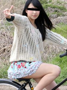 田中美里 ちゃりん娘〜サドルがこすれて気持ちイイ!〜