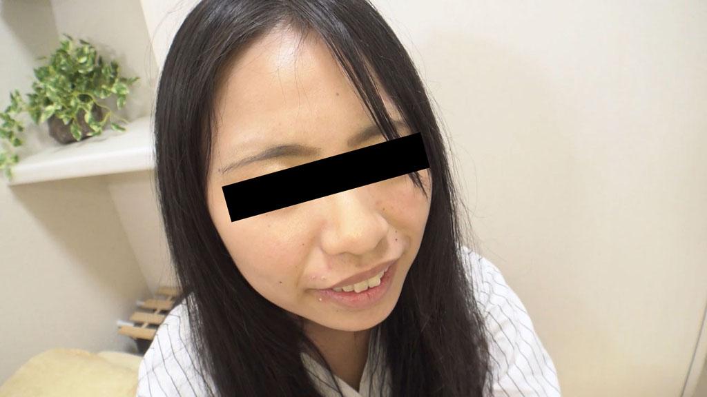 岡崎あゆみ:オナニーのオカズになってくれませんか【天然むすめ】